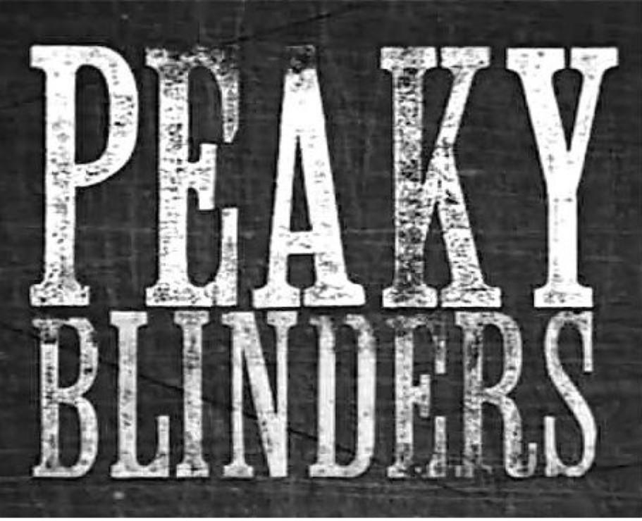 Peaky Blinders 1