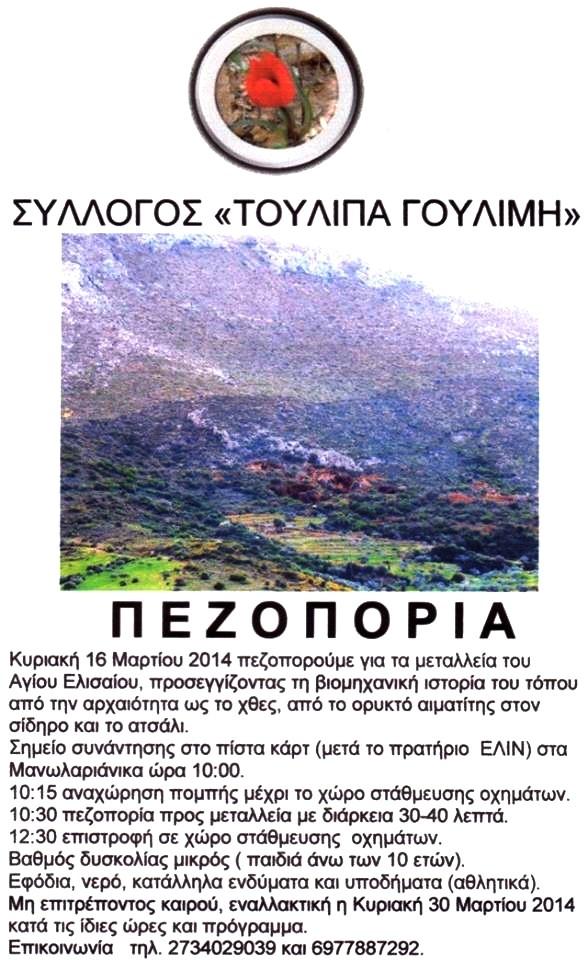 toulipa Goulimi