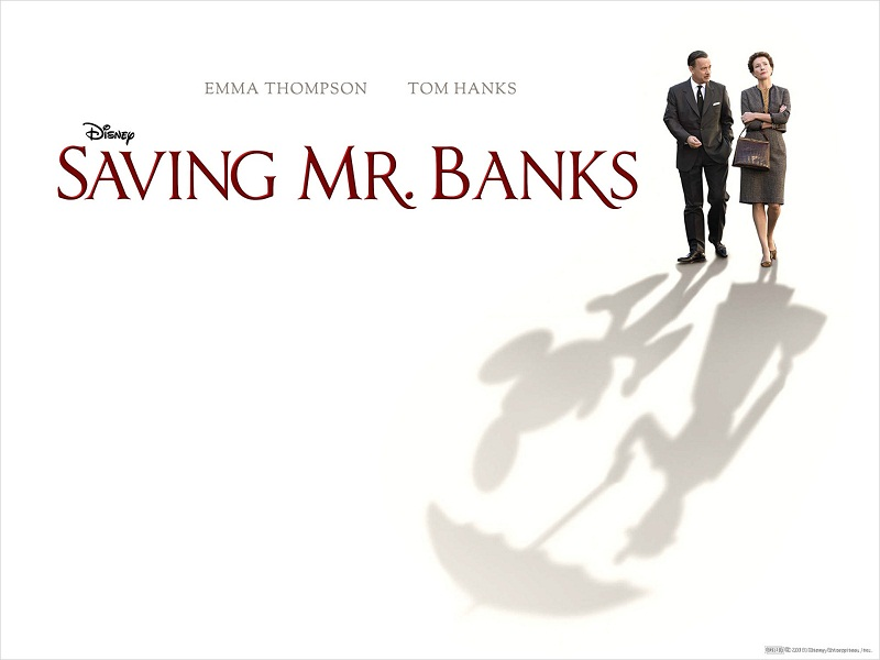 Saving Mr. Banks front