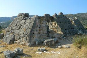H pyramida tou Ellinikou stin Argolida