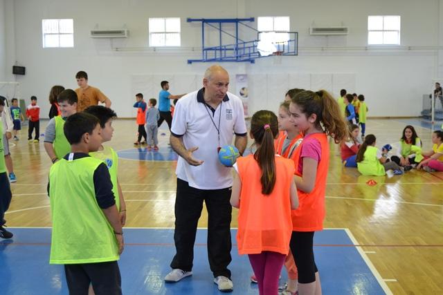 giorti handball