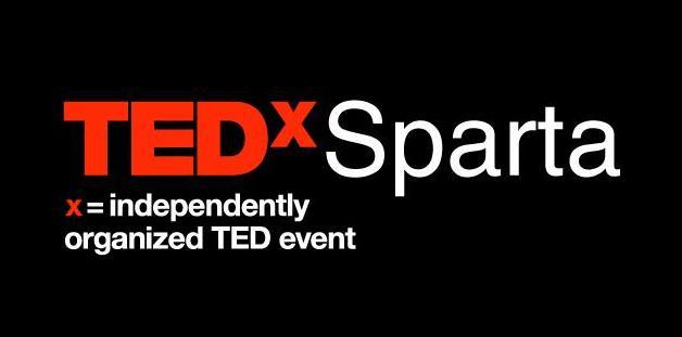 TEDxSparta logo