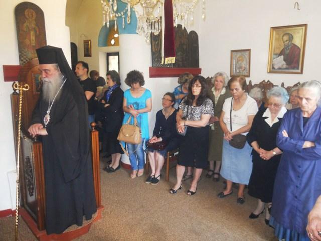 parekklisi Agiou Ioanni Theologou - Sparti (3)