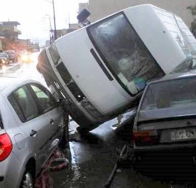 katastrofes front